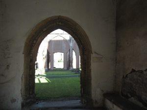 Temple Church interior