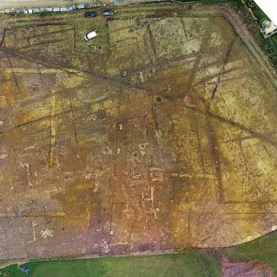 The Discovery And Investigation Of A Roman Villa Complex