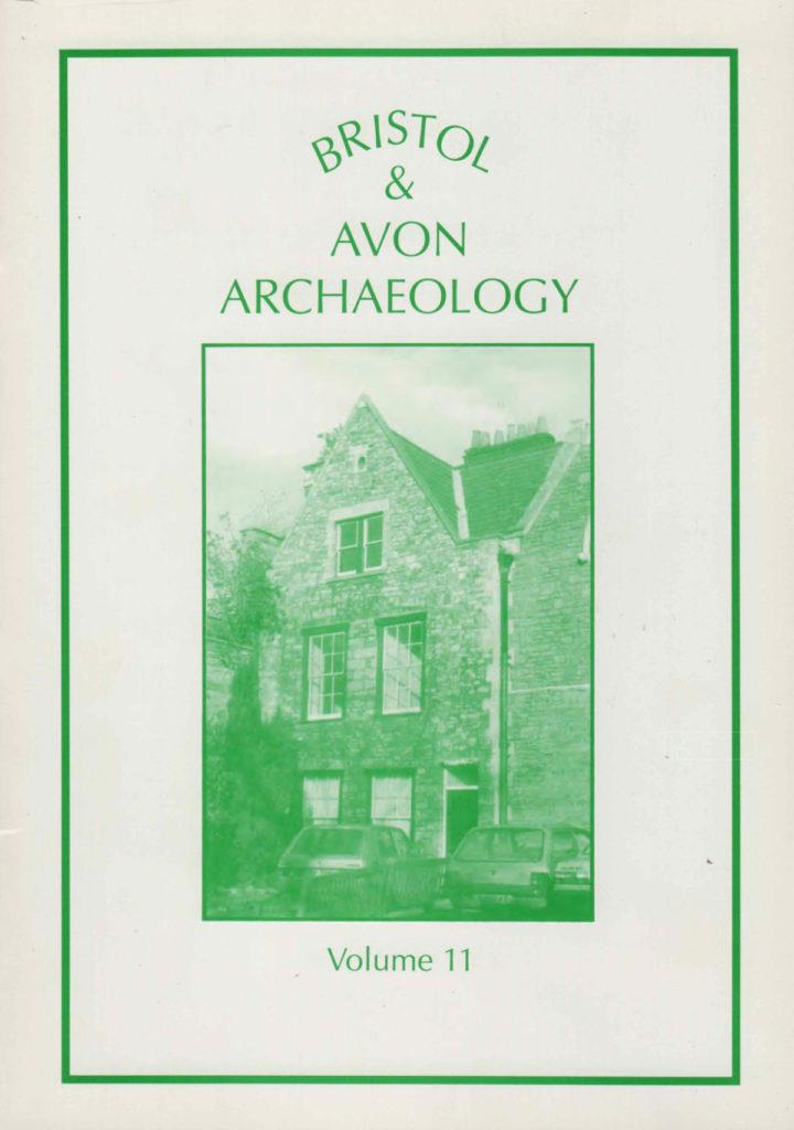 Bristol and Avon Arhchaelogy Journal Volume 11