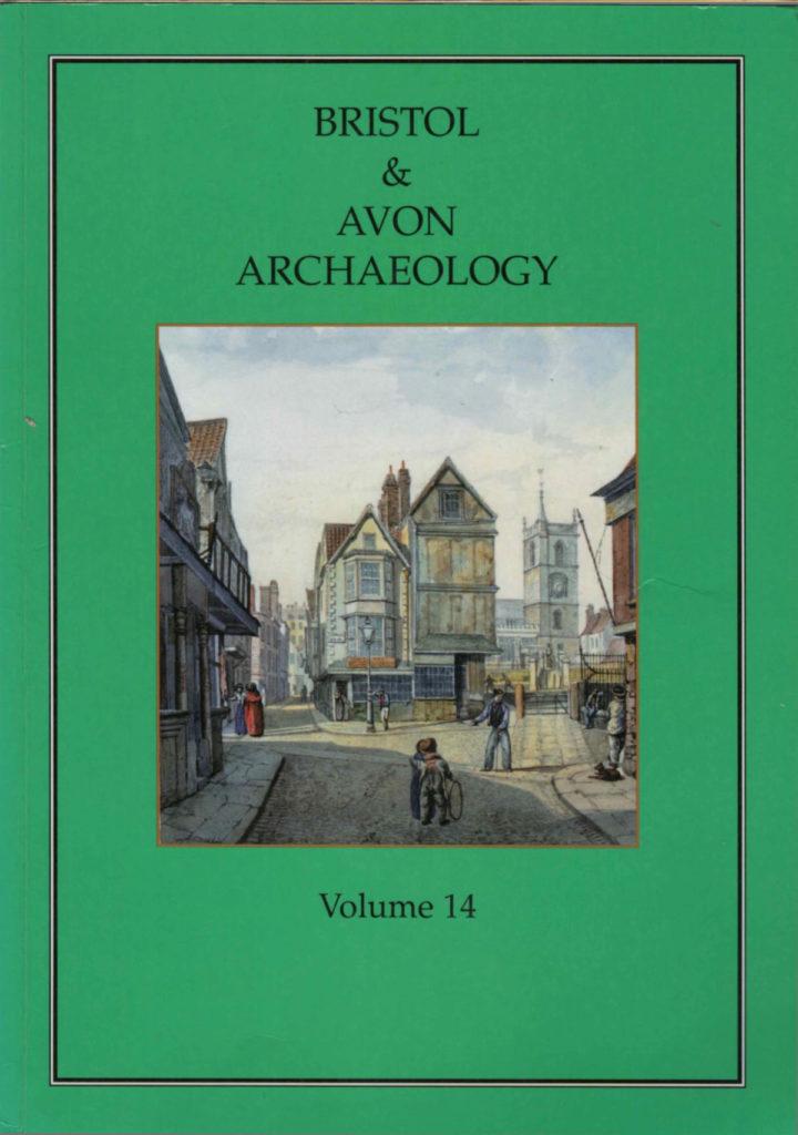 Bristol and Avon Arhchaelogy Journal Volume 14