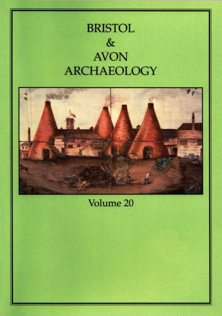 Bristol and Avon Arhchaelogy Journal Volume 20