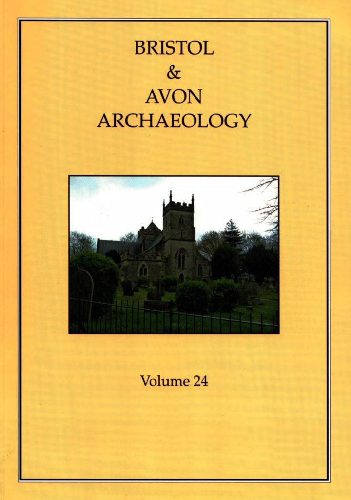 Bristol and Avon Arhchaelogy Journal Volume 24